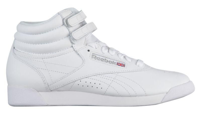 REEBOK FREESTYLE White