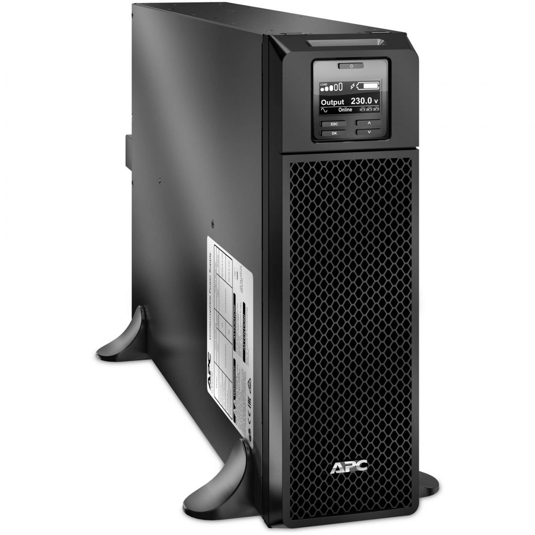 ИБП с двойным преобразованием APC by Schneider Electric Smart-UPS Online SRT5KXLI