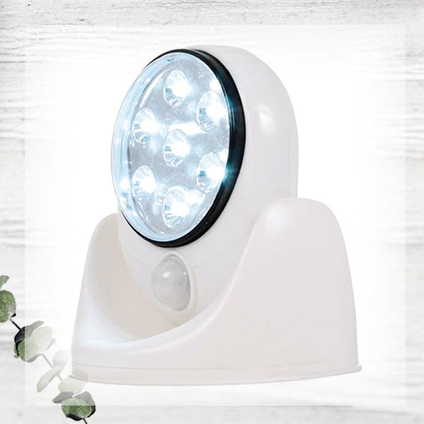 LED светильник с датчиком движения GLOW BRIGHT