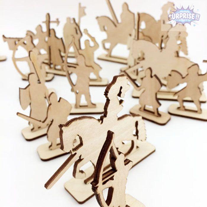 Набор солдатиков «Чудо-рыцари»
