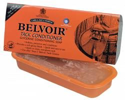 Традиционное мыло Belvoir Tack Conditioner Soap Bar