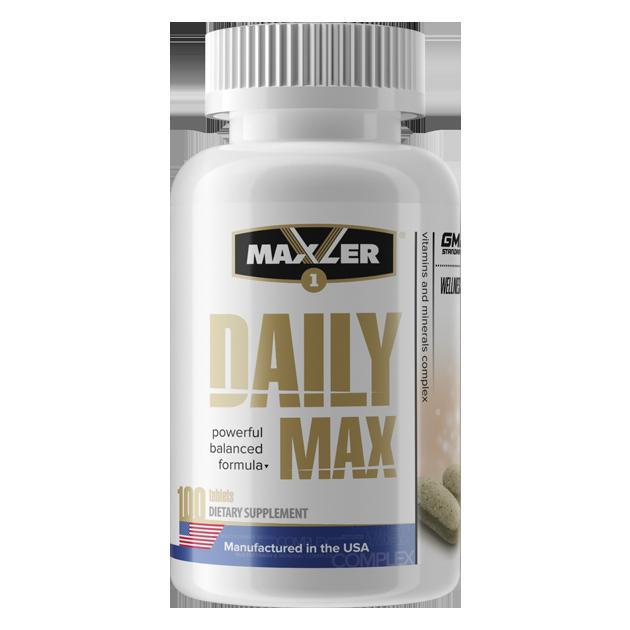 Daily Max (Maxler) 100 таб