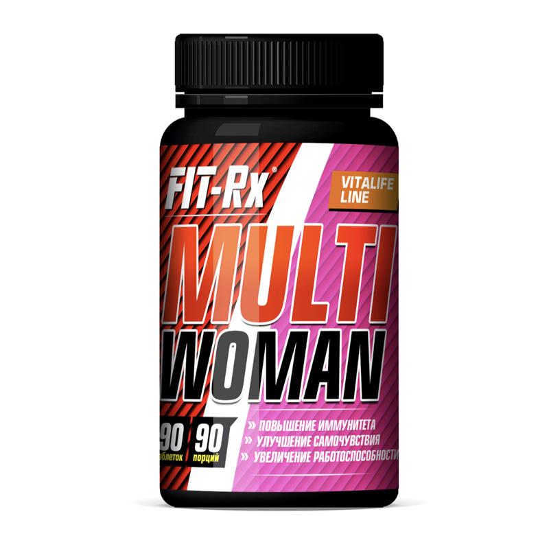 Multi Woman (Fit-RX) 90 таб