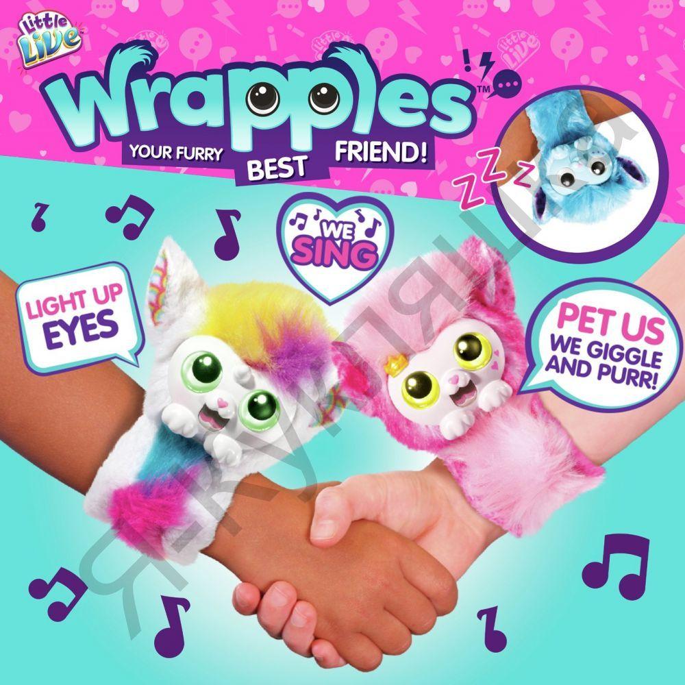 Интерактивный мягкий браслет Wsopples