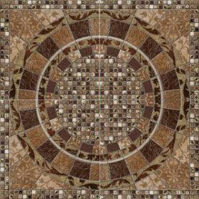Панно Geo Roseton Tierra (из 4 шт) 66*66