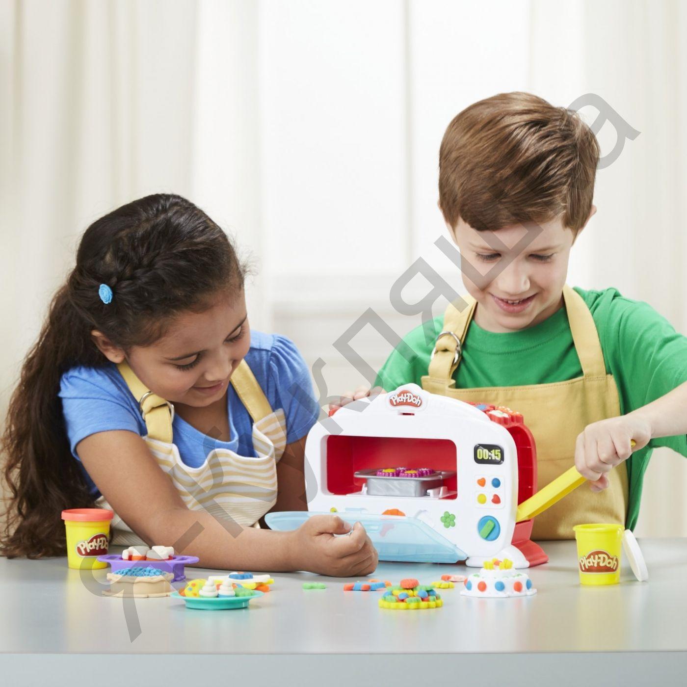 Набор Play-Doh Чудо-печь