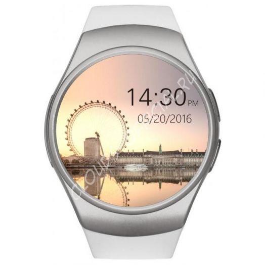 Умные часы Смарт часы Kingwear KW18 (white)