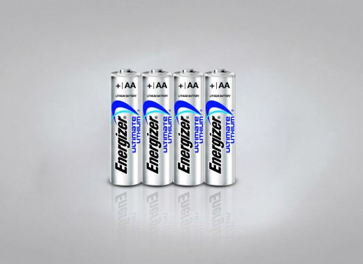 Комплект батареек Energizer Ultimate Lithium (4 шт.)  (Продается только с ШЭП Winner)