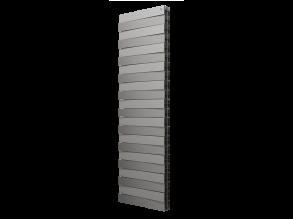 Радиатор Royal Thermo PianoForte Tower Silver Satin - 22 секции
