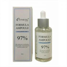 ESTHETIC HOUSE Formula Ampoule Hyaluronic Acid 80ml -Сыворотка для лица с гиалуроновой кислотой