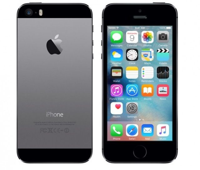 Apple iPhone 5S 32GB Серый космос