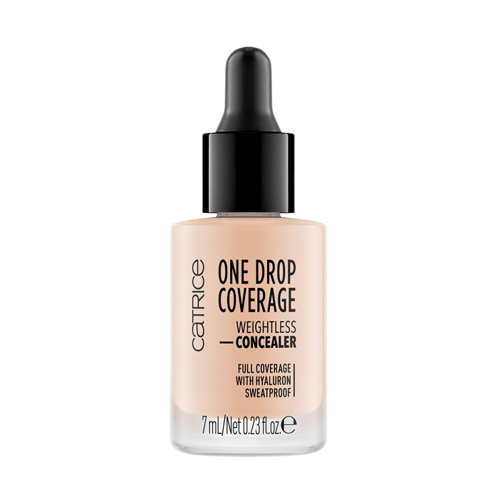 CATRICE Консилер One Drop Coverage Weightless Concealer