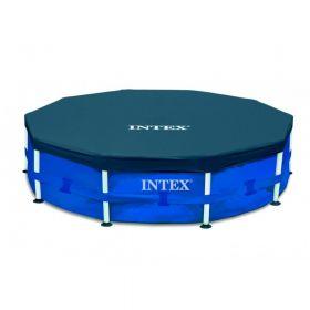 Тент для каркасного бассейна INTEX, диаметр 366 см