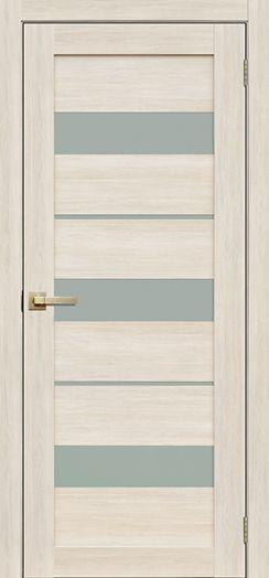 Дверь межкомнатная Чикаго   Ясень снежный (Цена за комплект)