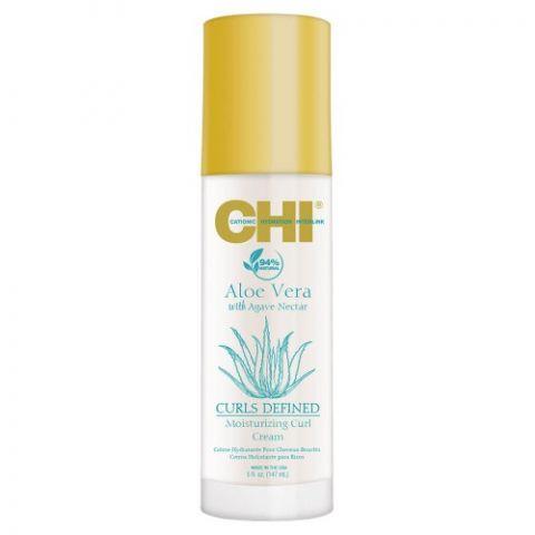 Увлажняющий крем для вьющихся волос CHI Aloe Vera with Agave Nectar 147 мл