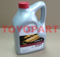 08880-80375-GO Масло моторное TOYOTA 5W-40 5л