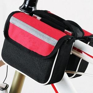 Двойная Велосипедная сумка с водоотталкивающим эффектом