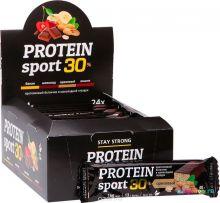 Мюсли прессованные Protein Sport Effort