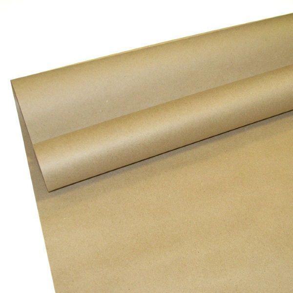 Оформление букета (крафтовая бумага) + атласная лента