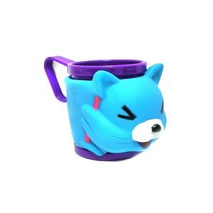 Детская пластиковая Кружка Котик