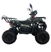 MOWGLI Simple 7+ 125сс Квадроцикл бензиновый зеленый камуфляж вид 5