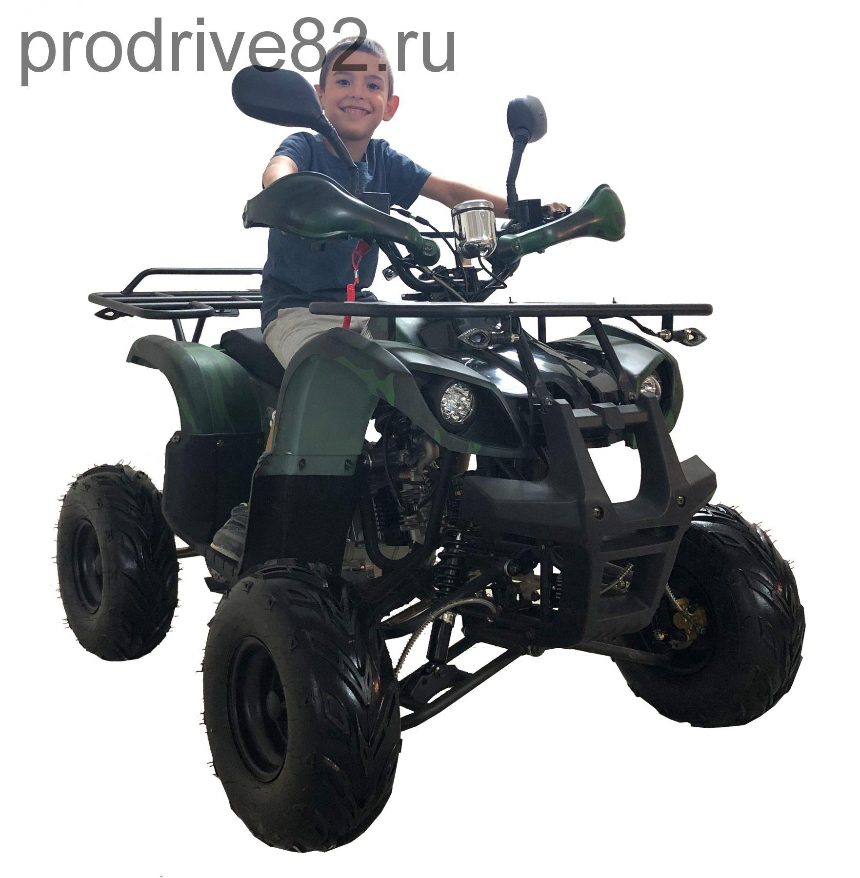 MOWGLI Simple 7 125 сс Квадроцикл бензиновый