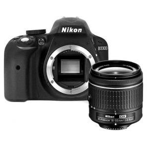 Nikon D3300 Kit 18-55 VR AF-P