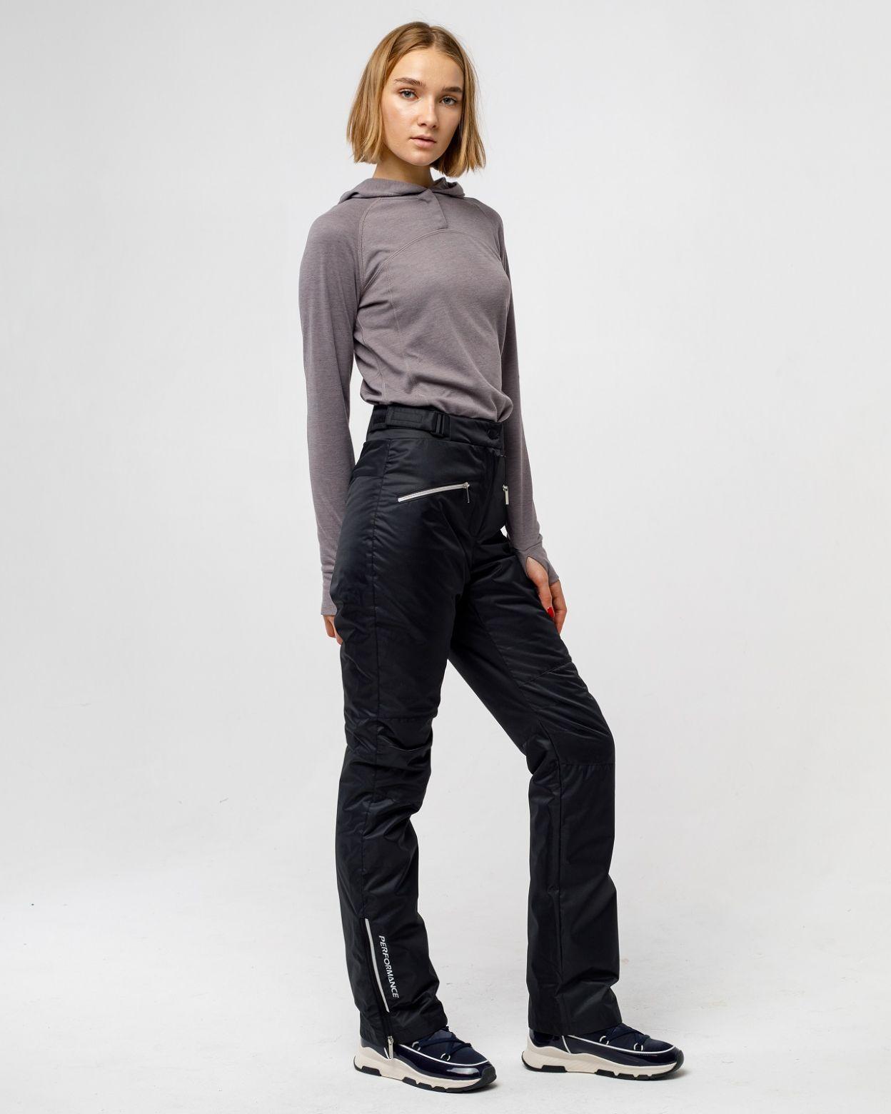 Утепленные женские брюки мембрана HEIDEN  вид3