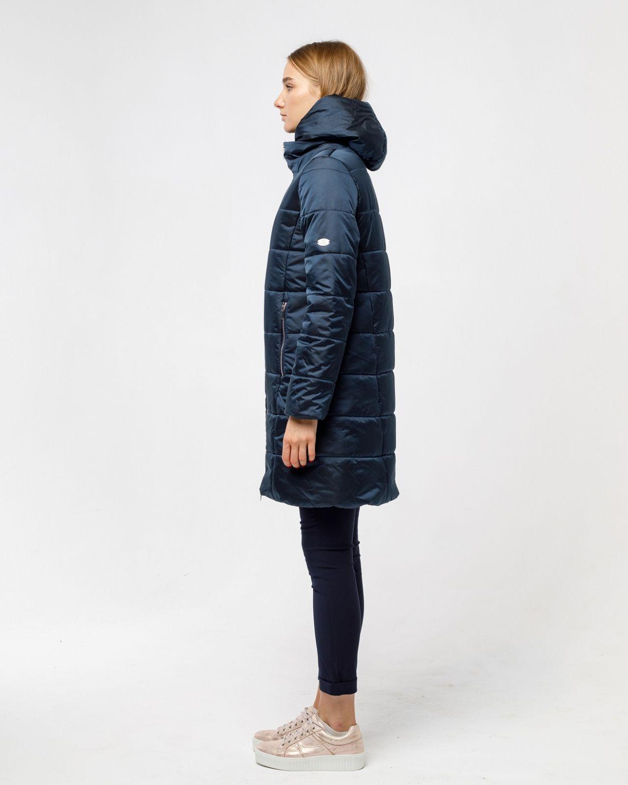 Пальто женское HEIDEN цвет синий вид4