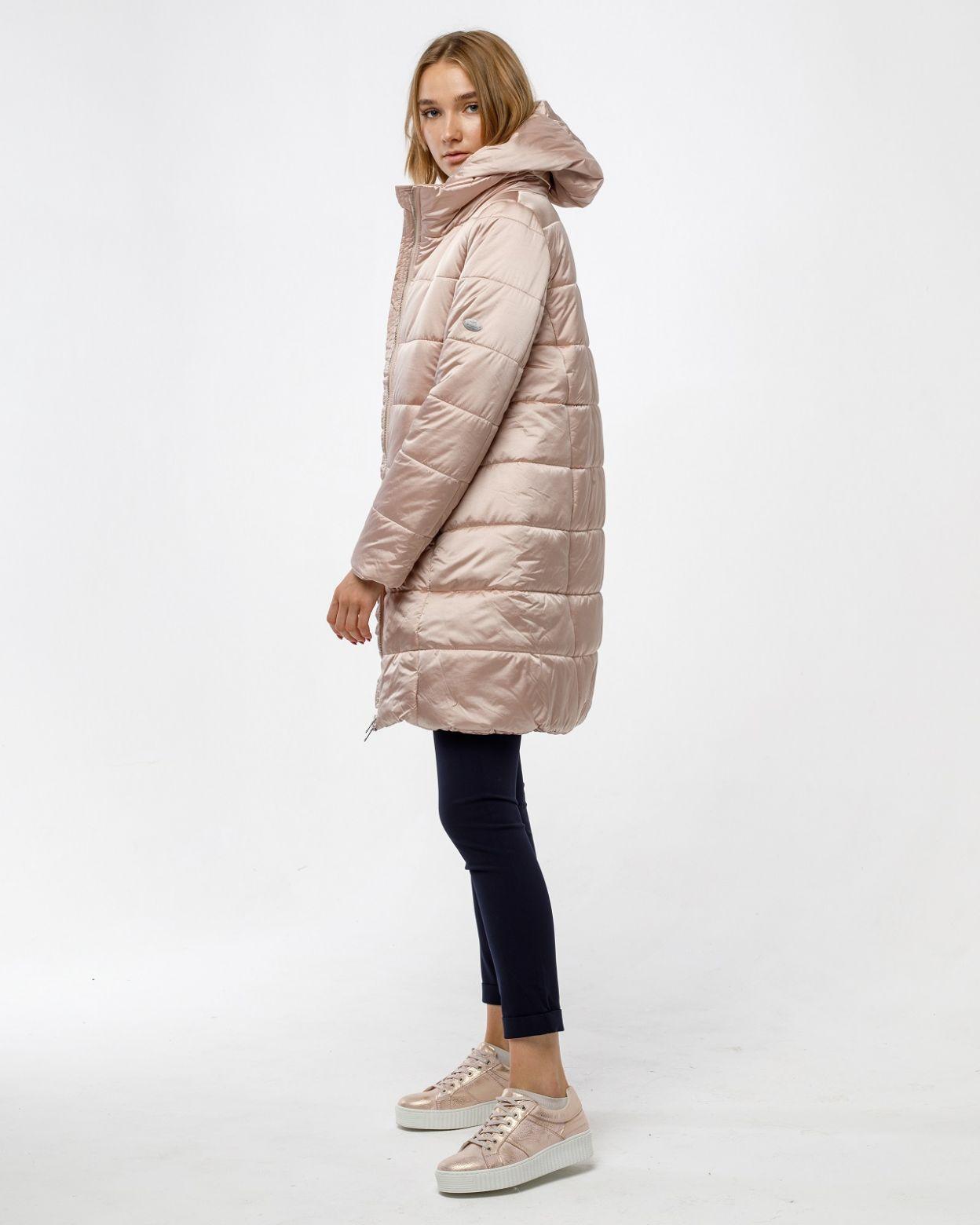Пальто женское HEIDEN цвет dusty rose вид4
