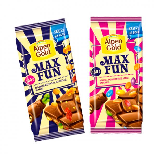 Alpen gold Max Fun
