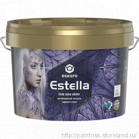 Краска одного слоя Estella с высокой укрывистостью