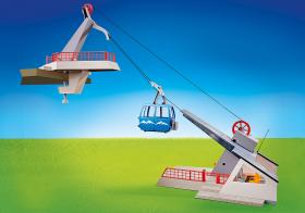 Набор Playmobil 9830 Фуникулер