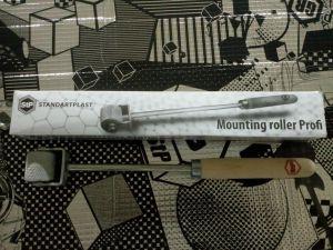 Валик прикаточный с длинной ручкой Profi