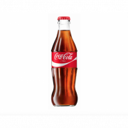 КОКА-КОЛА (COCA-COLLA) ГРУЗИЯ 0,2 литра
