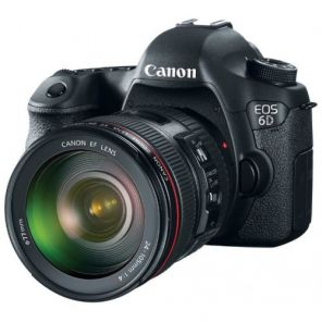 Canon EOS 6D Kit EF 24-105mm IS STM