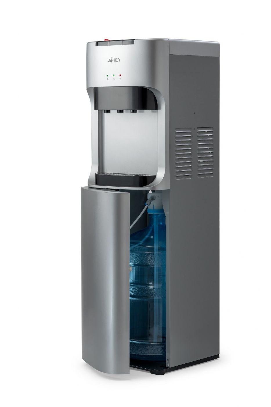 Кулер для воды VATTEN L45SE нижняя загрузка + Турбонагрев