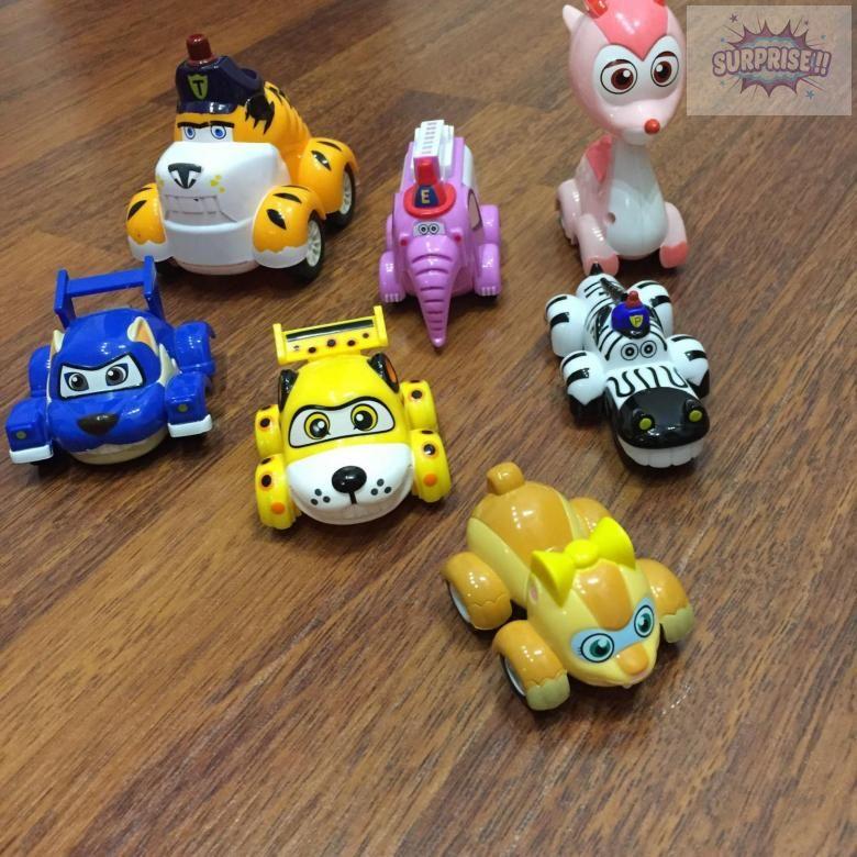 Врумиз Mini Animals фигурка на блистере (FJ-6)