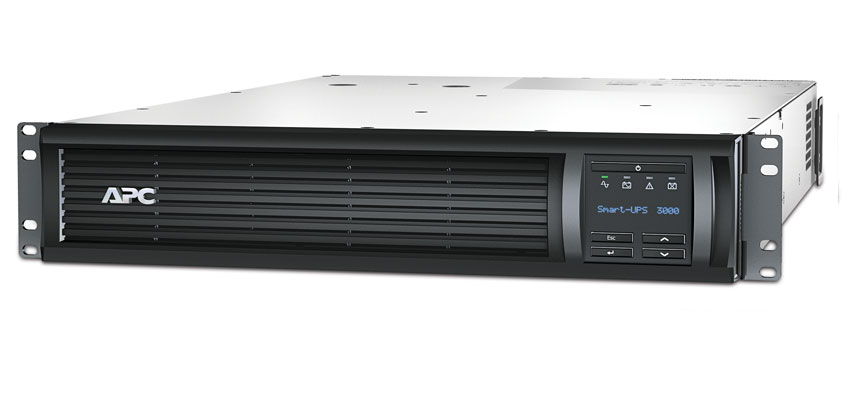 Интерактивный ИБП APC by Schneider Electric Smart-UPS SMC3000RMI2U