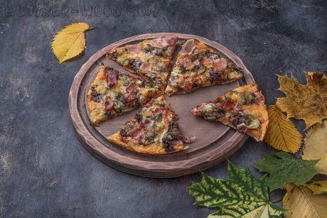 Доска для подачи пиццы. Арт. 1713