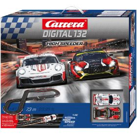 Автотрек Carrera digital 132 - High Speeder 30003