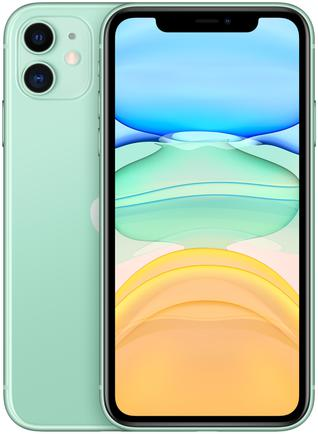 Смартфон Apple iPhone 11 64GB Зелёный