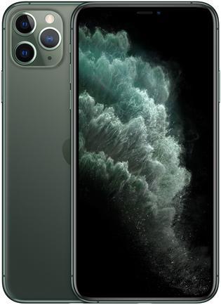 Смартфон Apple iPhone 11 Pro Max 512GB Тёмно-зелёный