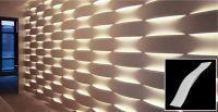 3D световые LED панель Винг