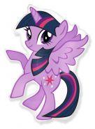 Шар (34''/86 см) Фигура, My Little Pony, Лошадка Искорка, 1 шт.