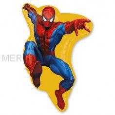 """Шар фигура """"STREET Человек паук"""""""