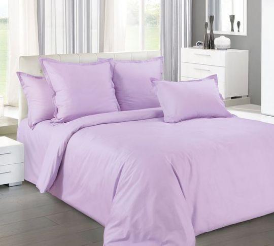 Сиреневый постельное белье