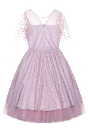 "Шикарное платье ""Pink Pearl"""