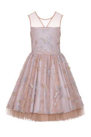 "Шикарное платье ""Gold Shine"""