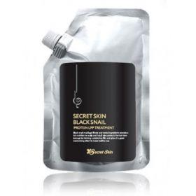 Secret Skin Black Snail Protein Lpp Treatment 480g - Улиточная маска для волос с эффектом ламинирования